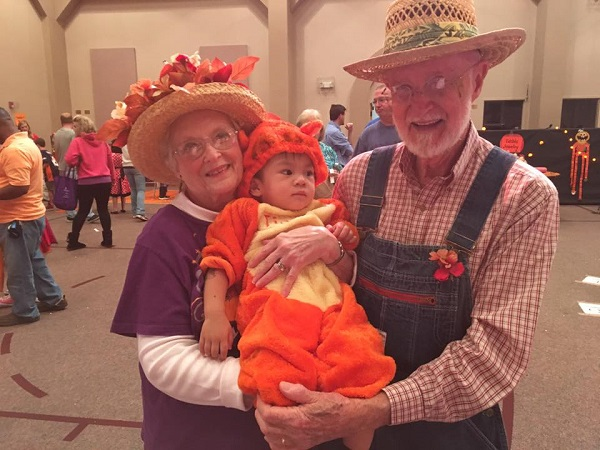 Friday's Fall Festival was fun for all ages.